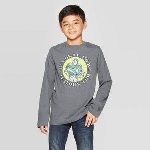 Buzz Lightyear Boys'  Long Sleeve T-Shirt -NWT